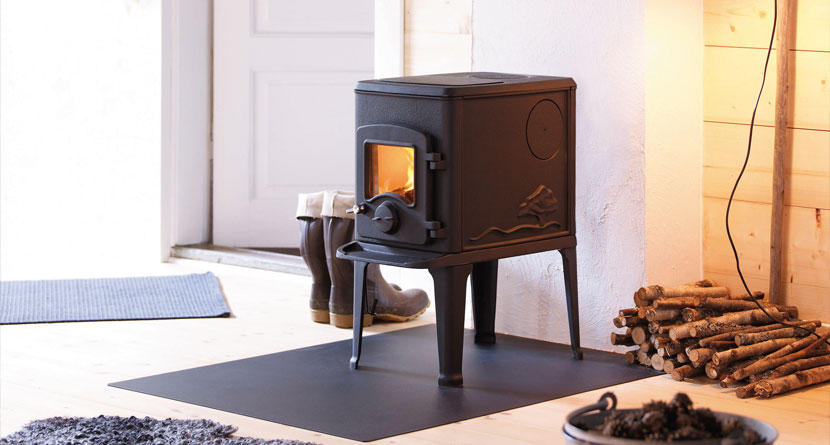 small wood burning stove uk