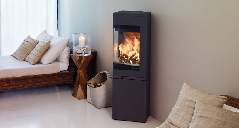 Quadro 2 Wood Burning Stoves Nordpeis Stoves Uk